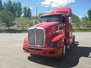 2008 KENWORTH T660 SLEEPER