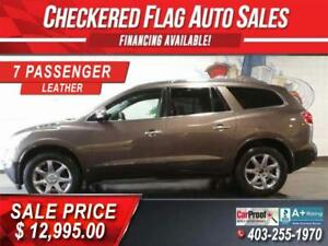 2008 Buick Enclave CXL AWD-7 PASS-LEATHER-HEATED SEATS