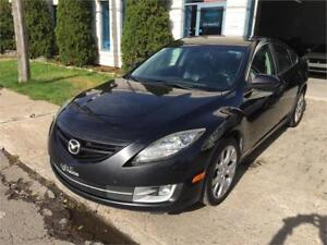 2010 MAZDA 6 GT ***514-649-7917**CUIR+MAGS+TOIT+BLUETOOTH***