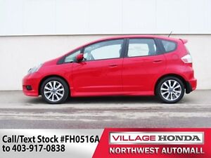 2012 Honda Fit Sport | No Accidents | One Owner |