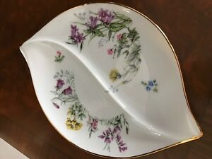 antique hutschenreuther porcelain (Germany) plate