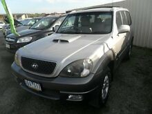 2006 Hyundai Terracan CRDI Turbo Diesel  Automatic Wagon Beaconsfield Cardinia Area Preview