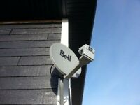 Complete Satellite TV Installations of Bell TV & Shaw Direct
