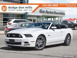 2014 Ford Mustang GT Premium - Convertible - Leather - Bluetooth