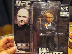 UFC collectible figure - Dana White Kitchener / Waterloo Kitchener Area image 1