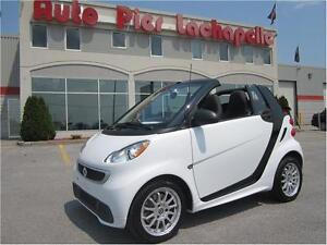 2013 Smart fortwo Passion, Convertible, Navigation, Bluetooth