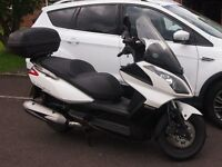 FOR SALE - Kymco 300i Downtown Scooter.