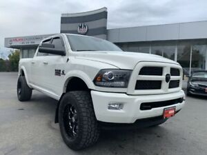 2016 Ram 3500 Laramie 4WD DIESEL TURBO UPGRADE HEAD STUDDED