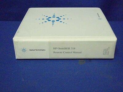 Hp Omniber 718 Remote Control Manual