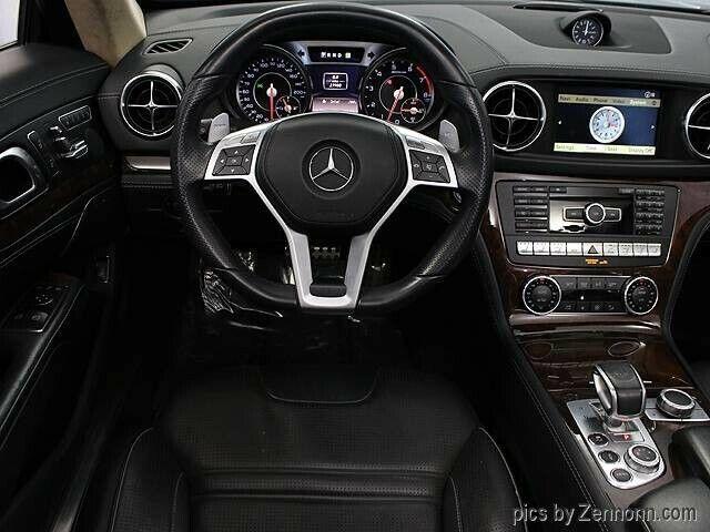 Image 13 Voiture Européenne d'occasion Mercedes-Benz SL-Class 2013