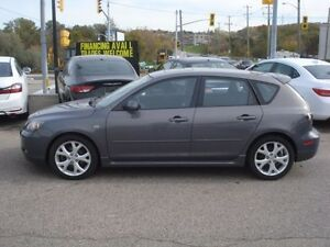 2007 Mazda MAZDA3 GT Hatchback *AUTOMATIC* Kitchener / Waterloo Kitchener Area image 1