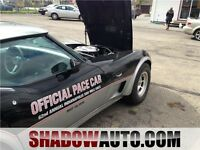 1978 Chevrolet Corvette ORIGINAL PACE CAR! TRoof/Leather Seats