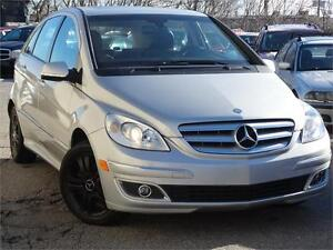 2008 Mercedes-Benz B-Class Turbo with sun roof. certified