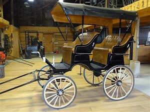 Carriages , wagon, sleighs , carts all new made to order! London Ontario image 8