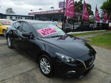 2014 Mazda 3 BM Touring Black 6 Speed Manual Hatchback New Lambton Newcastle Area Preview