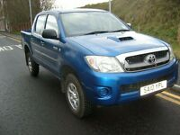 Hilux D 4 D 2.5 HL2 .One owner from new .
