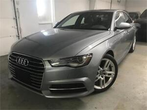 2016 Audi A6 2.0T Technik|SLINE|NAV|NO ACCIDENT|1OWNER