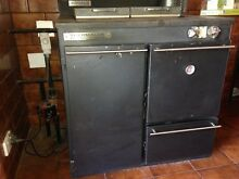 Thermalux Supreme slow combustion oven, stove and hydronic heater Yea Murrindindi Area Preview