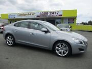 2010 Volvo S60 F Series T6 AWD Silver 6 Speed Sports Automatic Sedan Kedron Brisbane North East Preview