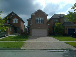 Whole 4-Bedroom Detached Home For Rent In Vaughan (Maple area)