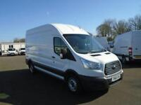 Ford Transit T350 2.2 Tdci 125Ps H3 Van DIESEL MANUAL WHITE (2016)