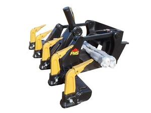 FMS Rippers for Motor Graders