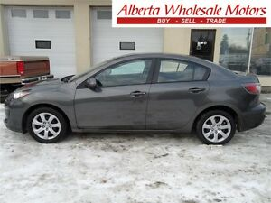 2013 MAZDA3 GX AUTOMATIC WE FINANCE ALL EASY FINANCE