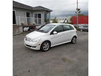 MERCEDES B200 TURBO 2006 AUTOMATIQUE 95.830 KM SIEGES CHAUFFANTS