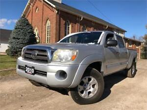 2010 Toyota Tacoma - BACKUP CAM - 4X4 - CERTIFIED SALE!! $13,446