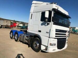 2016 DAF XF105 6X4 White Prime Mover Gateshead Lake Macquarie Area Preview