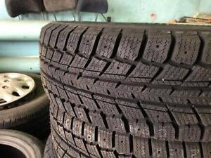 4 WINTER TIRES 225 60 17 PNEUS HIVER CAN REPLACE 225 65 17
