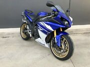 2010 Yamaha YZF-R1 1000CC Sports 998cc Epping Whittlesea Area Preview