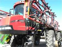 Case IH Patriot 4420 high clearance sprayer
