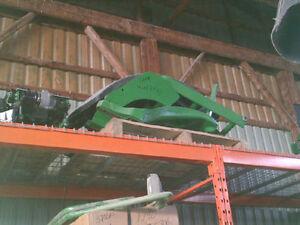 New Fixed Fenders for John Deere 7R Tractor