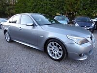 BMW 5 Series 2.5 525i M Sport ....Stunning Car Throughout....Drives A1!...Fabulous Unmarked Car