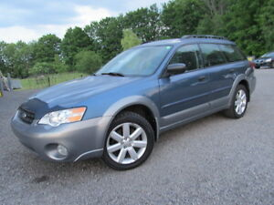 2006 Subaru Outback Limited mint awd automatic.