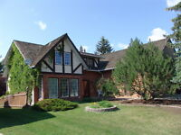 CHARMING RARE LAKE LOT LIVING - Tudor Home For Sale on 1/4 Acre