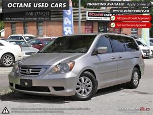 2008 Honda Odyssey EX-L Accident Free! Financing Available!