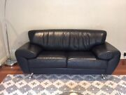 Gainesville 2 seater leather sofa Port Melbourne Port Phillip Preview