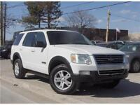 2007 Ford Explorer XLT *Accident Free* FINANCING AVAILABLE!