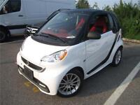 2013 SMART FORTWO PASSION (TOIT PANO, MAGS, FULL, GARANTIE!!!)