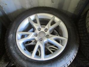 215/60 R17 AUDI Q3 USED RIMS AND W/ PIRELLI ICE ZERO WINTER TIRES USED SNOW TIRES (SET OF 4) - APPROX. 85% TREAD