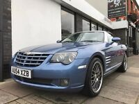 Chrysler Crossfire 3.2 2dr ONLY 54595 GENUINE MILES