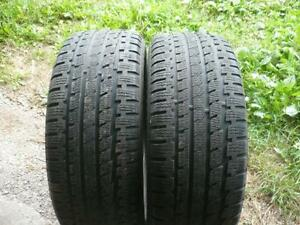 Two 225-55-17 snow tires   $90.00