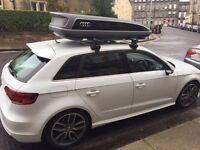 Genuine Audi Ski & Luggage Roof Box