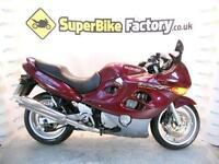 1998 R SUZUKI GSX750 F