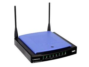 Linksys WRT150N wireless router