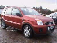 FORD FUSION 1.6 ZETEC CLIMATE DCI 5 DR 1 OWNER 1 YRS MOT CLICK ON VIDEO LINK TO SEE CAR IN DETAIL