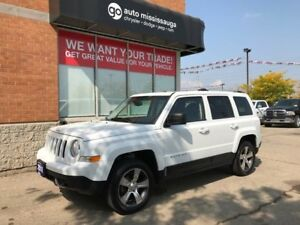 2016 Jeep Patriot North 4x4   Leather   Heated Seats