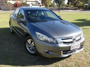 2010 Honda Accord 50 MY10 VTi LE Grey 5 Speed Automatic Sedan Albert Park Charles Sturt Area Preview